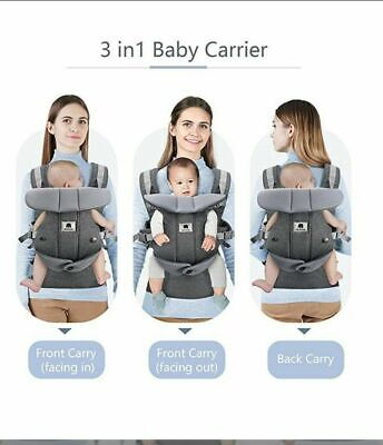 Meinkind convertible 3-in-1 Baby Carrier.