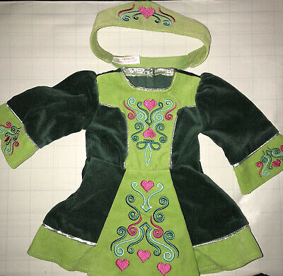 American Girl Doll NELLIE Irish Dance Outfit