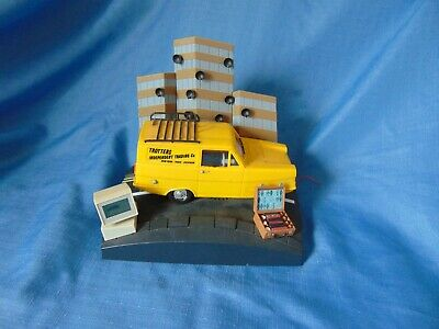 Vintage Only Fools and Horses Alarm Clock (untested)