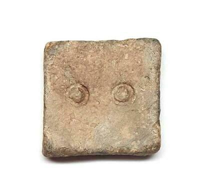 Greece, Hellenistic Weight, 2nd-1st Cent. BC, Lead 28 x 29, Intact