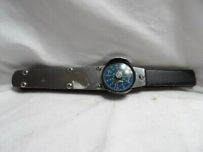 """Armstrong Tools 3/8"""" Dial Torque Wrench 64-358"""