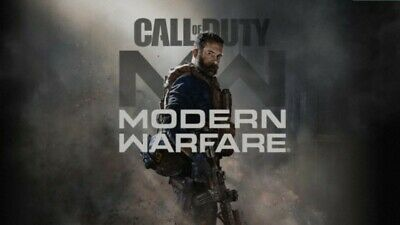 Call Of Duty Modern Warfare Ps4 - Ingles Frances Primary - - No Cd