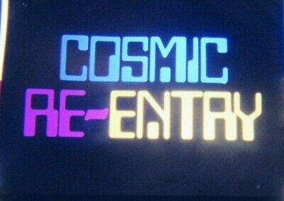 COSMIC RE-ENTRY---Diverse Industries short silent film.