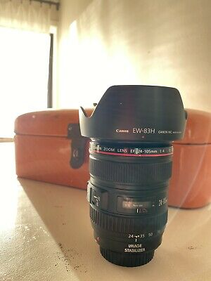 canon zoom lens ef 24-105mm *Great Condition!*