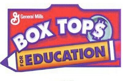 Box Tops For Education BTFE 45 None Expired