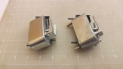 Lot of 2 Amp 201131-1 Connector Accessories T34479