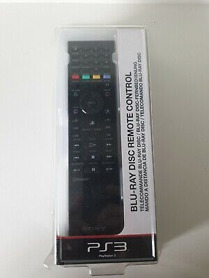 Official Sony Playstation 3 PS3 Blu-ray Remote Controller Brand New and Sealed