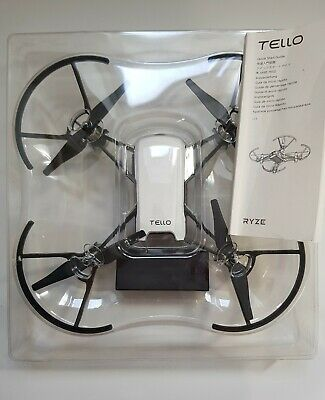 Ryze Tello TLW004 DRONE Onboard HD Camera & Vision Positioning System NEW