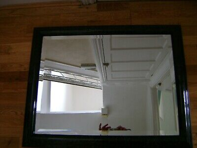 Large Vintage Wall Mirror (London)