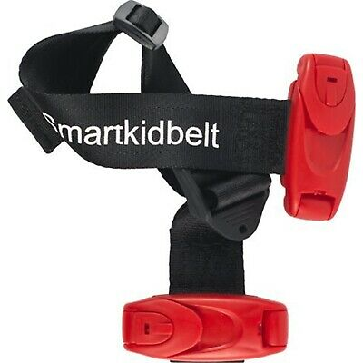 Smart Kid Belt Car Seat Booster For Kids 5-12 Age or 15-36Kg Made in EU UK Stock