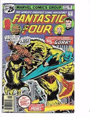 Fantastic Four #171 1st Appearance of Gorr Bronze Age Marvel I combine Shipping!