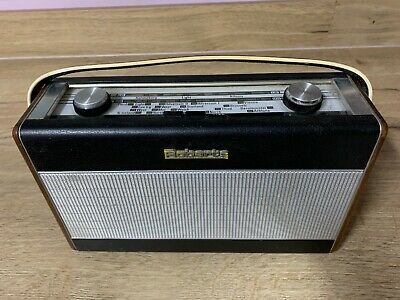 Roberts R404 Vintage 1960's Transistor Radio,Working Well,Excellent Condition