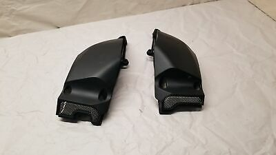 Ducati Streetfighter S OEM Air Ducts for AirBox Filter Side Vents Left & Right