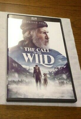 The Call Of The Wild DVD 2020.