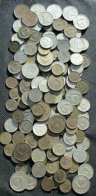 Huge Lot Of Over One Hundred Coins Of Soviet Union Russia Cccp - Mix 877