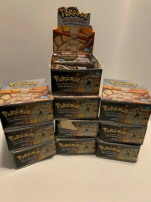 Topps Pokemon: The First Movie Trading Cards. Sealed Packs.