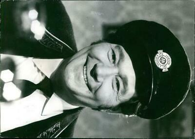 """Reg Varney in """"On the Buses"""" - Vintage Photograph"""