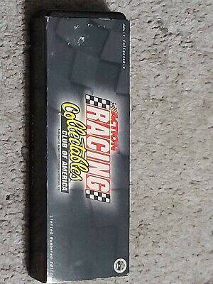 1998 Rusty Wallace Gold Handle Knife Action Car 5,000 Made Limited Edition