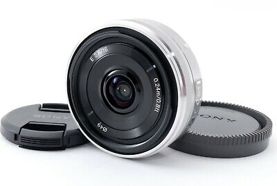 SONY 16mm f/2.8 SEL16F28 Wide Angle And Mount Lens from Japan [Exc #566217A
