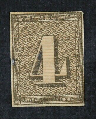 CKStamps: Switzerland Stamps Collection Scott#1L1P4? Unused NG Tiny Thin