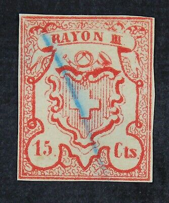 CKStamps: Switzerland Stamps Collection Scott#13P4 Used