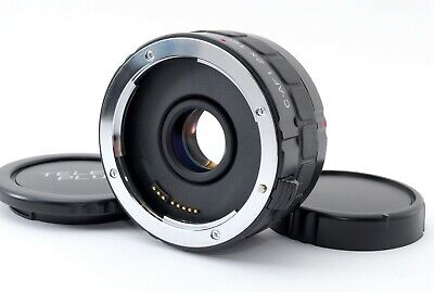 KENKO C-AF1 2X TELEPLUS MC7 for Canon EF W/Caps from Japan [Exc #566207A