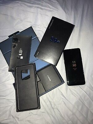 Samsung Galaxy S9+ - 256GB - Titanium Grey (Unlocked) Great Condition