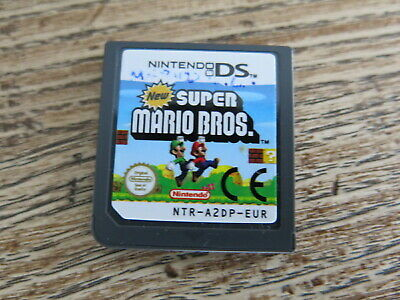 New Super Mario Bros Nintendo DS European Version