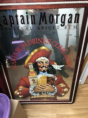 Captain morgan 1980s  Mirror