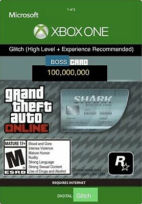 gta 5 xbox one money $100,000,000+ (Important! Read Description Before Buying)