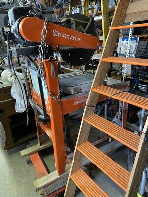 Husqvarna Masonry Electric Saw | 20"