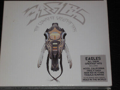EAGLES  ' The Complete Greatest Hits ' 2 X CD's  Excellent