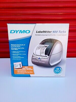 Dymo LabelWriter 400 Turbo Thermal Label Printer w/ USB And power cord