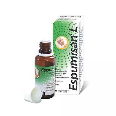 Espumisan L *30ml Anti Colic BABY Drops Bloating Stomach Aches, KIDS, CHILDRENS