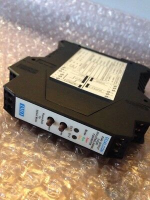 Imo Dualcon Dual output 3-port isolating signal converter