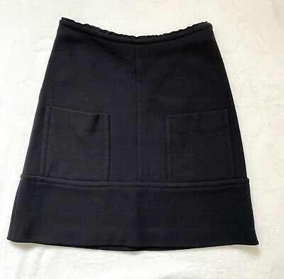 STELLA MCCARTNEY Black Skirt. Size Italian 36. Excellent Condition.