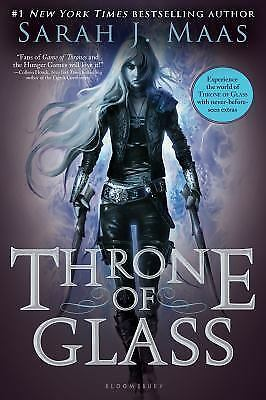 Throne of Glass: Throne of Glass 1 by Sarah J. Maas (2013, Paperback)