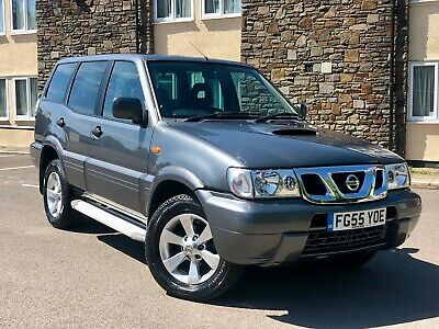 2005/55 Nissan Terrano 2 2.7 Tdi Se 7 Seater +26K From New!+ 1 Owner+ May 21 Mot