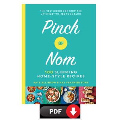 Pinch of Nom : 100 slimming, Home style Recipes ✅ PDF ✅