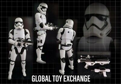 Star Wars Black Series 6 Inch First Order Stormtrooper
