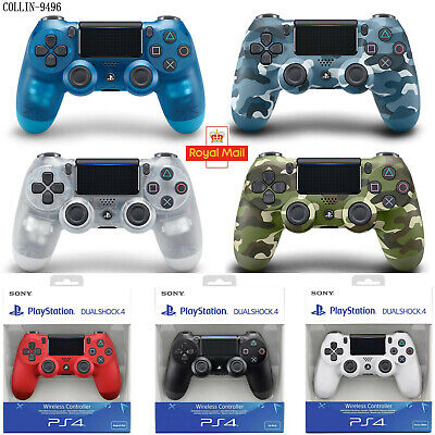 SONY Wireless Controller for PS4 PlayStation Dualshock 4 Bluetooth Gamepad