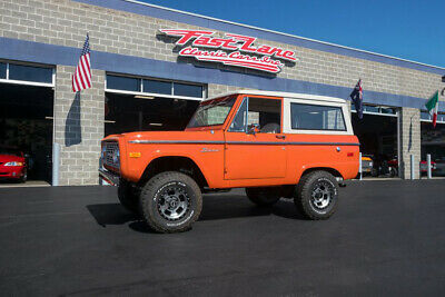 1970 Ford Bronco Fresh Restoration 1970 Ford Bronco Complete Restoration Fresh Build Power Steering and Brakes