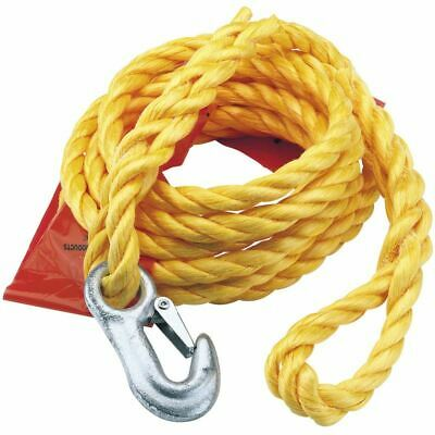 Draper 2000kg Capacity Tow Rope with Flag (63410)