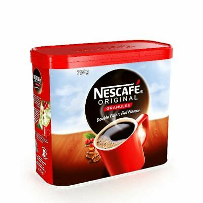 Nescafe Original Coffee Granules 750g - AU00036