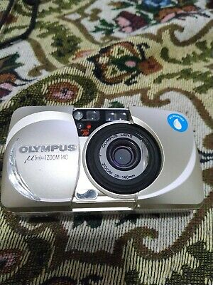 Olympus Infinity Stylus Mju Zoom 140 All-Weather from JAPAN