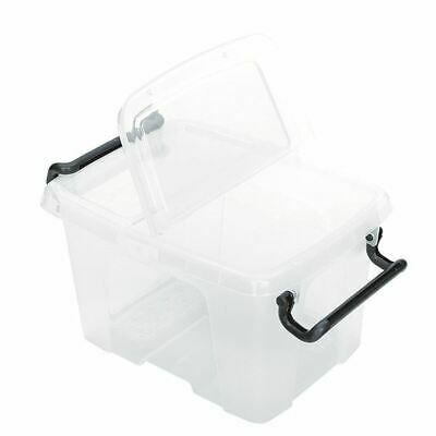 Strata 6L Smart Box with Lid Clear - AQ03955