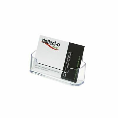 Deflecto Business Card Holder 70101 - DF70101