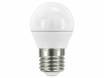 LED BC (B22) Opal Golf Non-Dimmable Bulb, Warm White 250 lm 3.4W ENGS8834