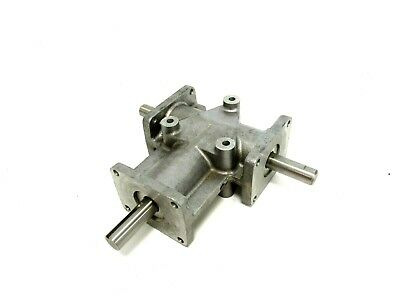New Browning 6Ara1-Lr10 Right Angle Gear Box 6Ara1Lr10 1:1 Ratio