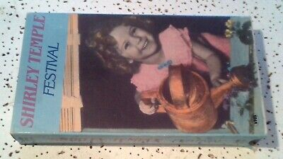 Shirley Temple Festival VHS 1985